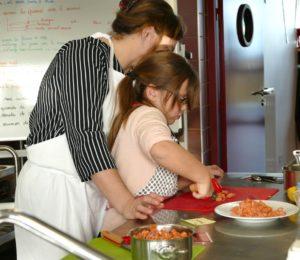 ateliers parents enfants à la maison de la vigne archiac
